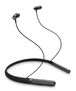 JBL LIVE 200BT Black Wireless Neckband In-ear Earphones