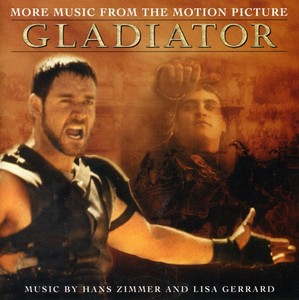 GLADIATOR: MORE MUSIC FROM MOTION PICTURE (SCORE)