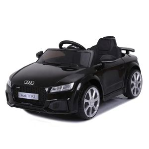 Audi TT Electric Ride-On Car Black