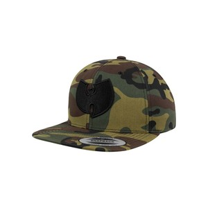 Mister Tee Wu Wear Camo Logo Men's Cap Black