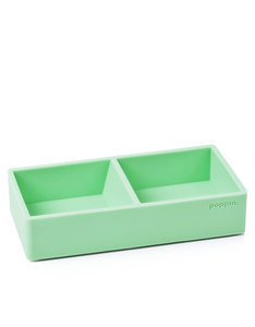 Poppin Inc Softie This & That Tray Mint