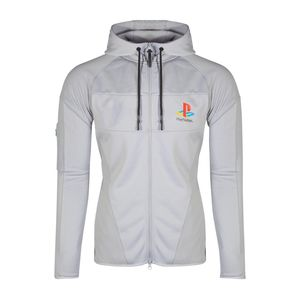Playstation Ps One Technical Men's Sweatshirts Grey