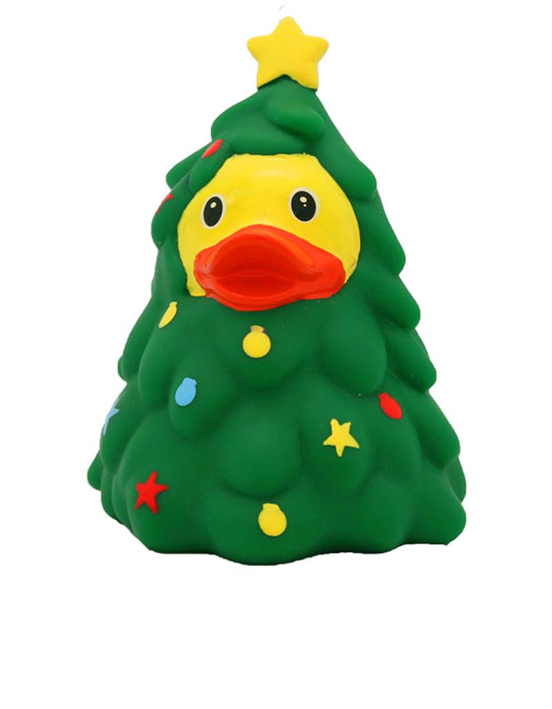 lilalu christmas tree duck - Christmas Duck