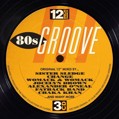 12 INCH DANCE: 80'S GROOVE / VARIOUS (UK)