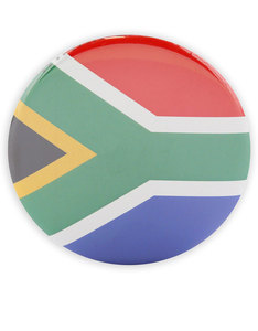 I Want It Now South Africa Fridge Magnet
