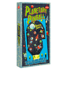 Professor Puzzle Intergalactic Planetary Pinball Game