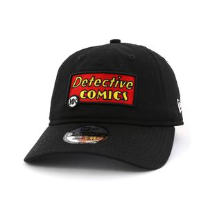 New Era Detective Comics 80th Men's Cap Black