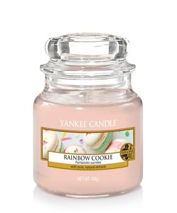 Yankee Candle Classic Jar Rainbow Cookie [Small]
