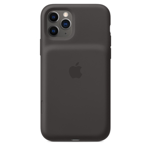 Apple Smart Battery Case with Wireless Charging Black for iPhone 11 Pro