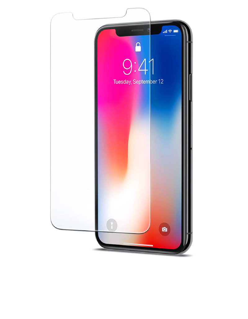 info for a25af 9eed3 Spigen Glas.Tr Slim Screen Protector for iPhone X