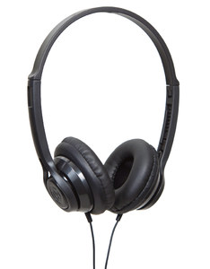 Wicked Audio Clutch Black On-Ear Headphones