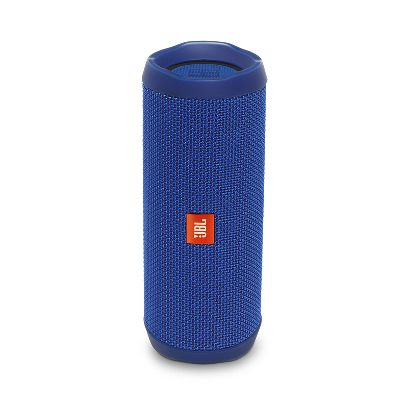 waterproof portable bluetooth speakers. jbl flip4 blue waterproof portable bluetooth speaker speakers