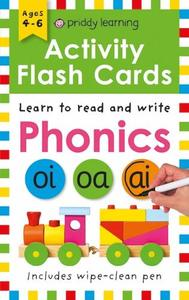 Activity Flash Cards Phonics
