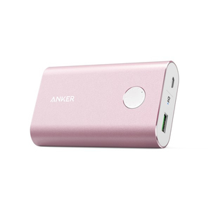 Anker Powercore+ Pink 10050mAh with QC3.0 Power Bank