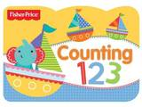 Counting 123: Fisher Price Chunky
