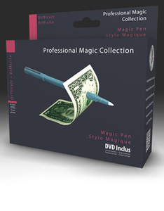 Oid Magic Magic Pen Illusion With Dvd