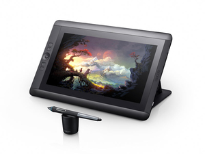Wacom Cintiq 13Hd Black Graphic Tablet