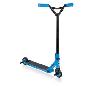Globber Gs 360 Black Blue Stunt Scooter