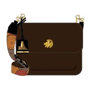 Loungefly Lion King Crossbody Tote Bag