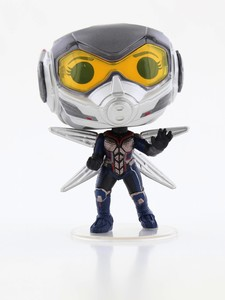 Funko Pop Ant-Man & Wasp The Wasp Vinyl Bobble-Head