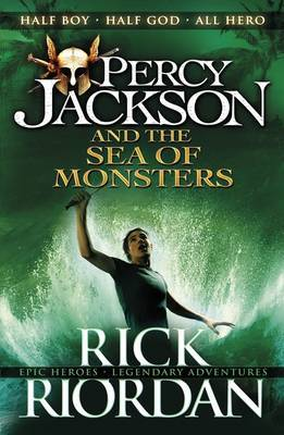 Percy Jackson and the Sea of Monsters: Bk. 2