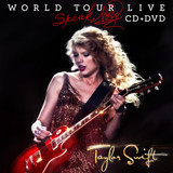 Speak Now World Tour Live +Dvd Db