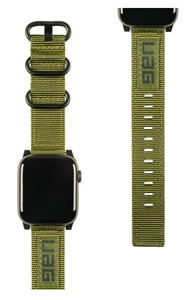 UAG 44/42mm Nato Strap Olive Drab for Apple Watch