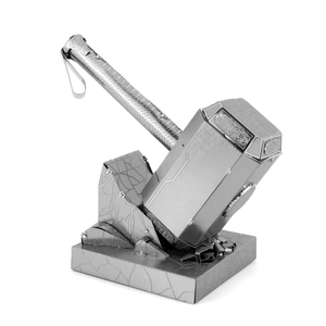 Metal Earth Thor's Hammer Metal Model