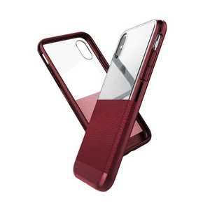 X-Doria Dash Case Burgundy for iPhone XS