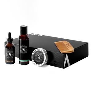 Babel Alchemy Beard Grooming Kit: Cool Mint