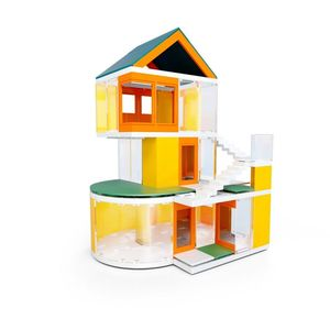 Arckit GO Colours 2.0 Architectural Model Building Kit [160+ Pieces]