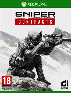 Sniper Ghost Warrior Contracts [Pre-owned]
