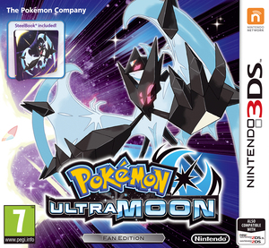 Pokémon: Ultra Moon