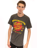 Better Call Saul In Legal Trouble Charcoal Men's Tshirt