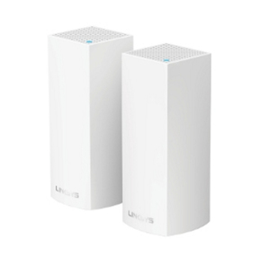 Linksys Velop WHW0302 AC4400 Whole Home Wi-Fi Router [2 Pack]