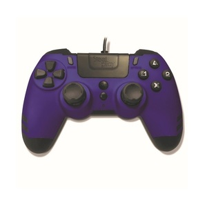 Steelplay Metaltech Wired Controller Blue for PS4
