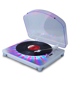 ION Photon LP Multi-Color Lighted Turntable