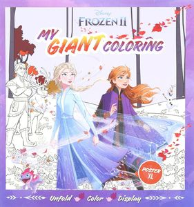 Frozen 2 My Giant Coloring
