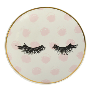 Candlelight Soap Dish Eyelash
