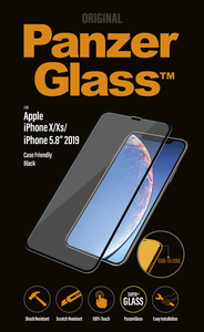 Panzerglass Edge to Edge Black Frame for iPhone 11 Pro