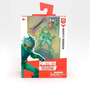 Fortnite Battle Royale Collection S2 Solo Figure Pack Moisty Merman