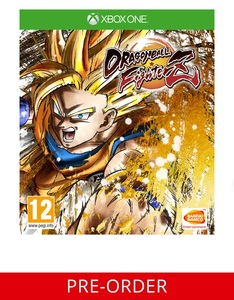 Dragon Ball Fighter Z Xbox One [Pre-order]
