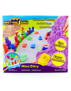 Motion Sand Mini City 3D Sand Box
