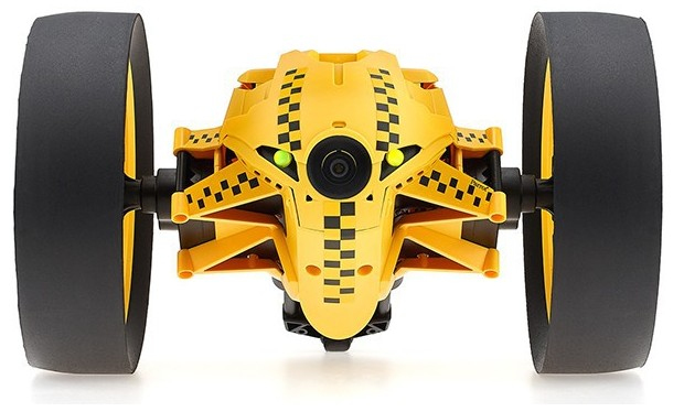 Parrot V Mini Drone Jumping Race Yellow