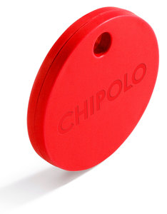 Chipolo Lost & Found Cherry Red Tracker