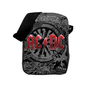 AC/DC Wheels Cross Body Bag
