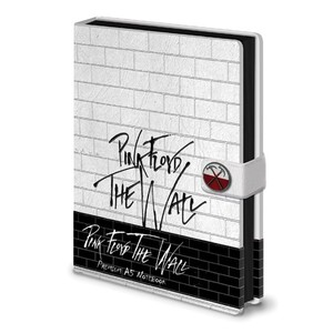 Pink Floyd The Wall Premium A5 Notebook