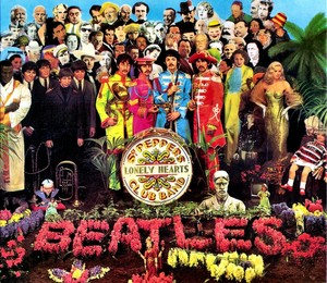SGT PEPPER'S LONELY HEARTS CLUB BAND (ANIV)