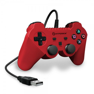 Hyperkin Knight Red Controller For PS3