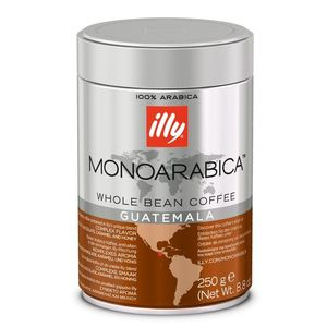 Illy Coffee Beans Guatemala 250g